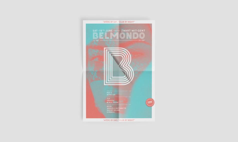 BELMONDO - Sat 15-06-19, ZwartWit